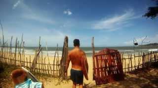 Arugam Bay,Sri Lanka. GoPro