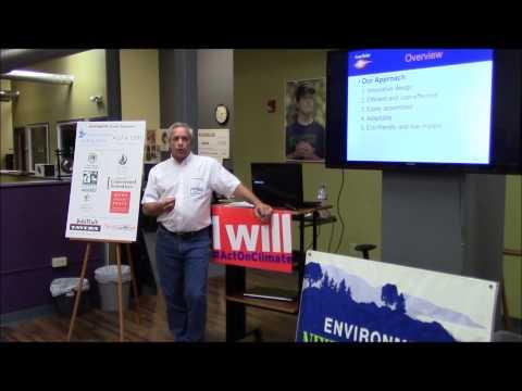 New Hampshire Innovation Nights #4 - Presentation by Anar Solar