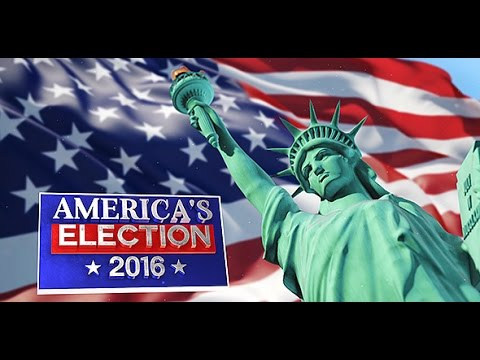 After Effects Template: US Election