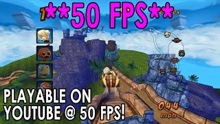 [50 FPS] Dolphin Emulator 4.0.2 | Cocoto Kart Racer (EUR / PAL ONLY) [1080p HD] | Nintendo GameCube