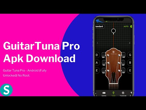 Guitar Tuna Pro - Guitar Tuna Pro Apk Download - Android (Fully Unlocked) No Root.
