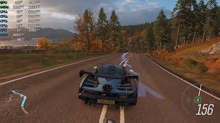 Athlon 200GE Review - Forza Horizon 4 - Gameplay Benchmark Test