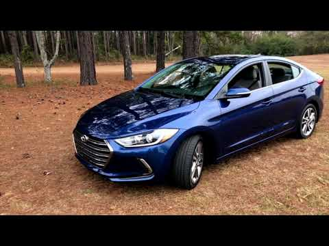 Best Detailed Walkaround 2018 Hyundai Elantra Limited