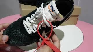 Unboxing Nike Air Vapormax - Off White 18 JUTA !!! (10)