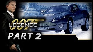 007 Legends Walkthrough - Mission #1 - Goldfinger (Part 2) [Xbox 360 / PS3 / Wii U / PC]