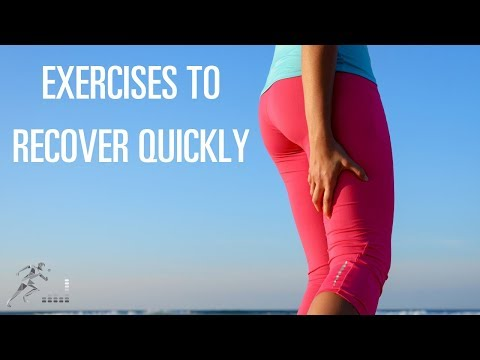 Exercises for a hamstring injury to help you recover quickly