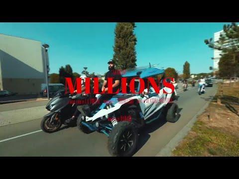 La Fouine - Millions (Clip officiel)