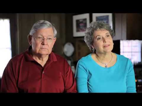 Eddie & Brenda Dew - Home Acres customers