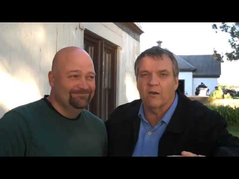 Meat Loaf and Jason Hawes