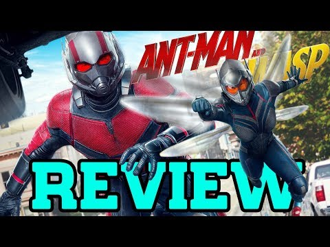 Ant-Man and the Wasp – Movie Review (with Spoilers)