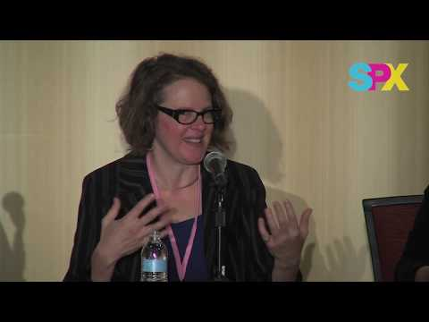 SPX 2018 Panel - Cutting Up: Julie Doucet's Reinventions From Dirty Plotte to Carpet Sweeper Tales