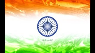 Indian Flag Song Malayalam By Master Shambhu