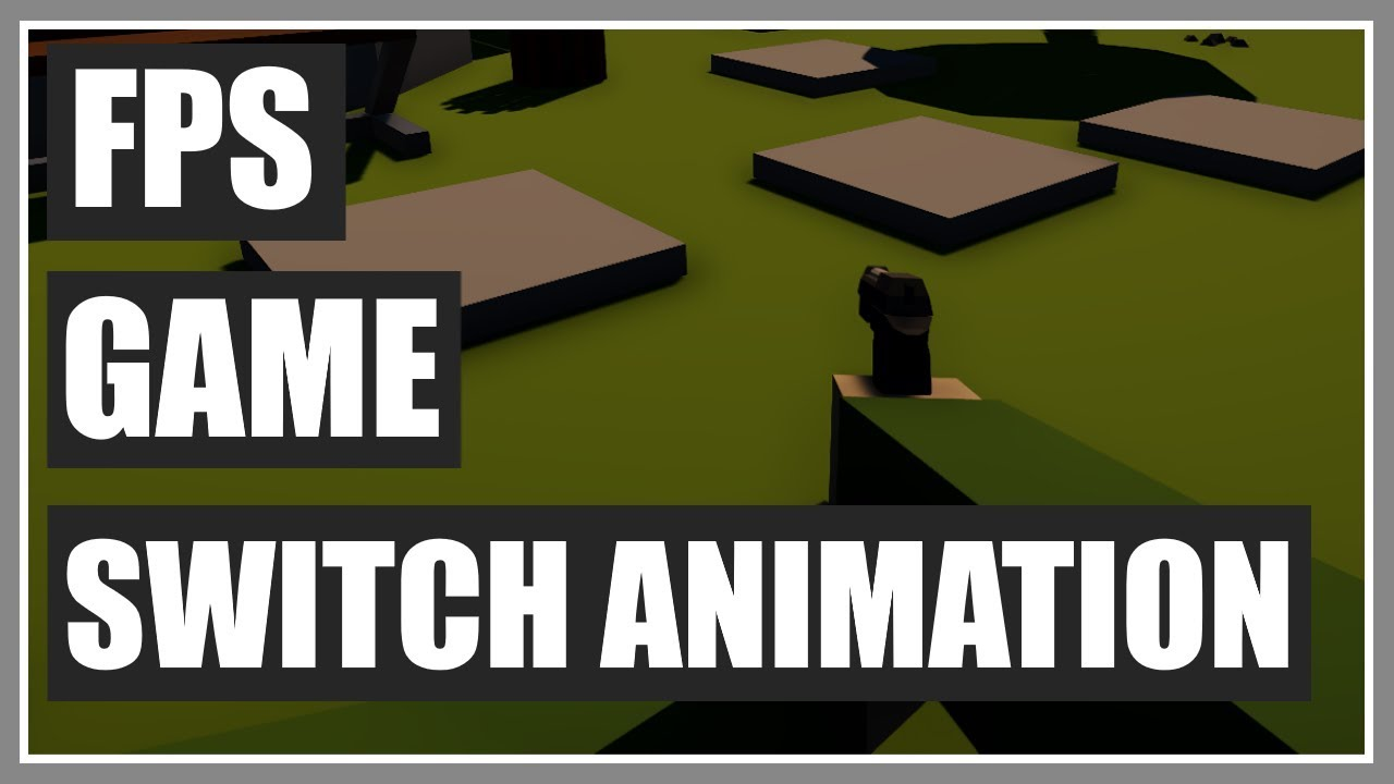 Weapon Switch Animations In Unity - FPS Game In Unity - Part 38 - YouTube