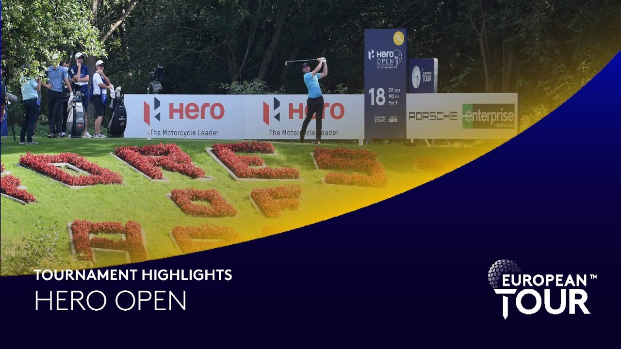 Tournament Highlights | Hero Open