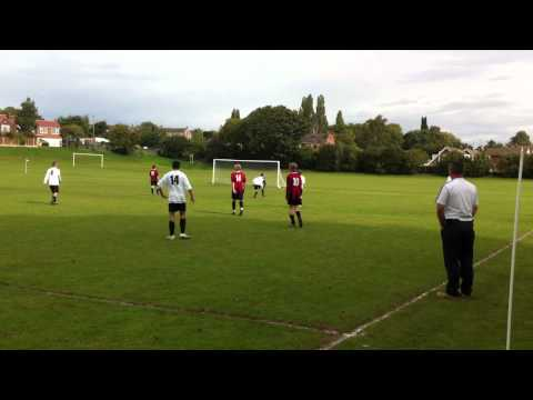 Sam Peters Shot - Redhill FC 18's
