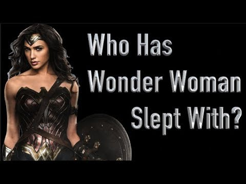 Who Has Wonder Woman Been With?