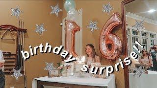 surprising my best friend for her 16th birthday!