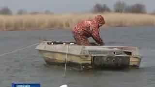 В Ростовской области запретили вылов судака и тарани
