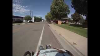 C-5 Quadriplegic On A Bike Ride 2nd Half