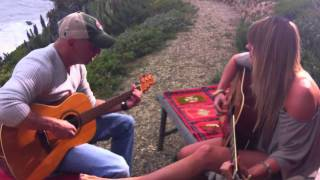 """You And Tequila"" - Acoustic - Kenny Chesney and Grace Potter"