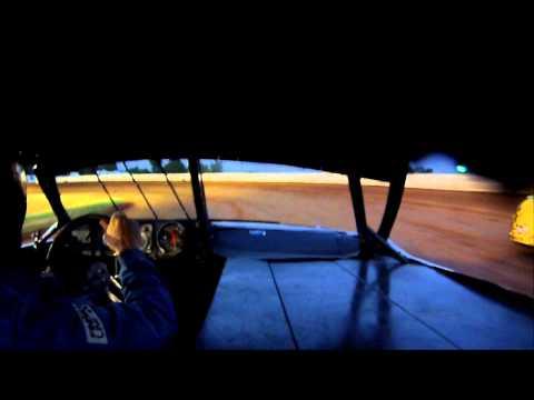 Bill Doe Run Raceway Ministock Heat Win 6-7-13