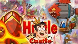 SMOCZE KRYSZTAŁY I NOWY EVENT   #006   Hustle Castle   PL