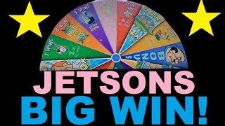 Video BIG WINS! SLOT MACHINE BONUS – JETSONS!  Four Slot Bonuses! ~ DProxima download MP3, 3GP, MP4, WEBM, AVI, FLV Mei 2018