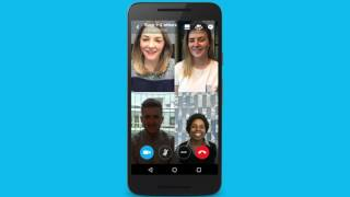 How to make a group video call on Skype for Android(Our how-to videos will teach you everything you need to know to get started with Skype. Now, learn how to start a free group video call on Skype for Android., 2016-05-18T20:18:06.000Z)