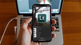 Lightroom Presets von PC auf Smartphone ziehen | Jaworskyj