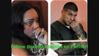 Aaron Hernandez Fiance TO TESTIFY for Prosecutor in his Murder CASE!