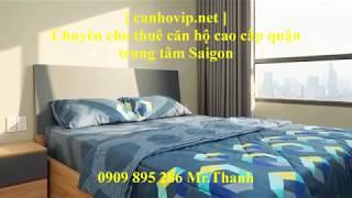 Căn hộ chung cư quận 4 cho thuê 2 phòng ngủ | 16tr/th | #canhovip