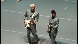 """I Zimbra (Talking Heads song)"" David Byrne @ Teatro Degli Arcimboldi Milano 16/07/2018"