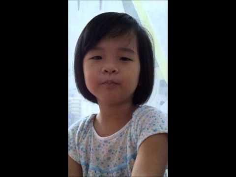 Bé Nam Phương kể chuyện cậu bé Tích Chu ^_^