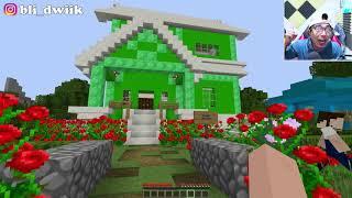 Rumah Upin Ipin Di BEDAH RUMAH Opah Kaget