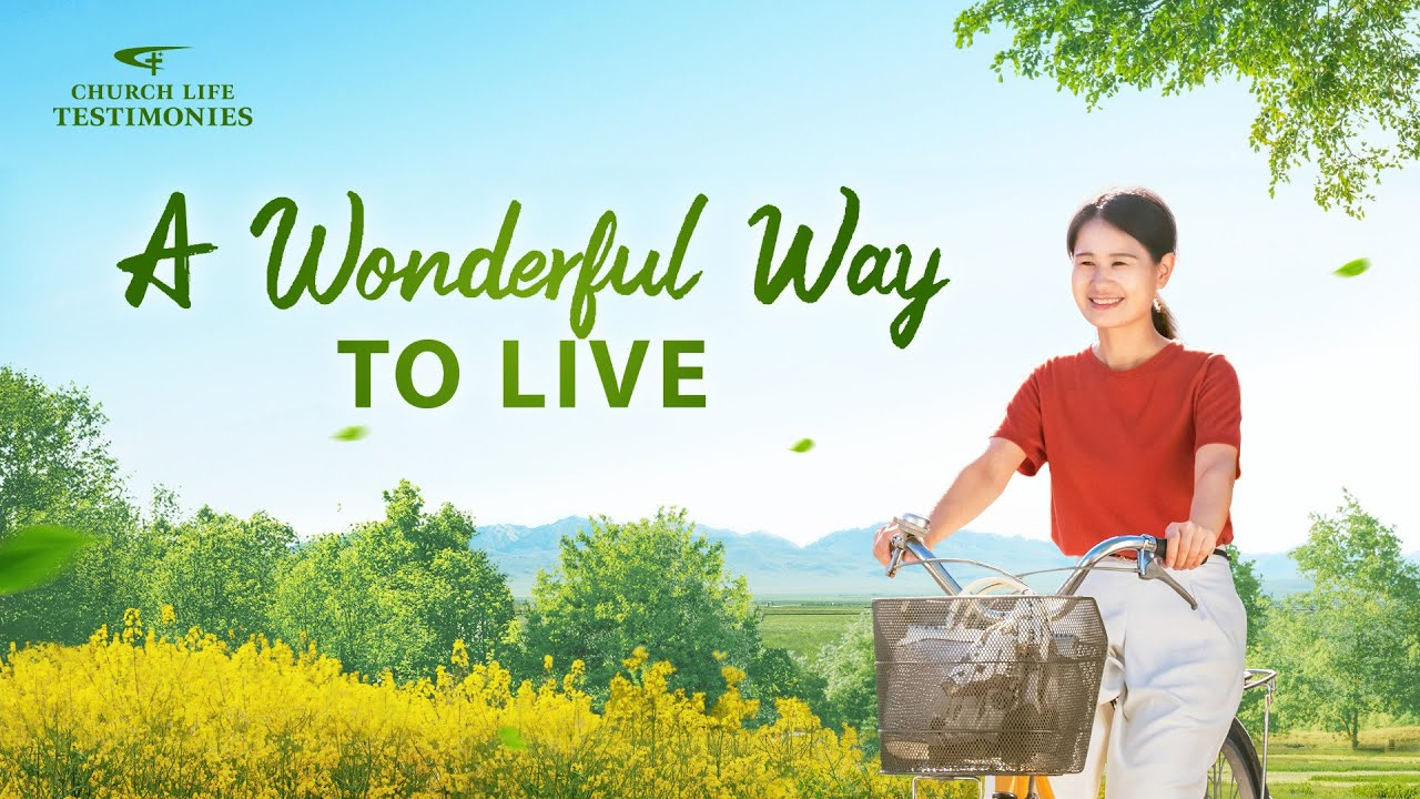 "Christian Testimony Video | ""A Wonderful Way to Live"""