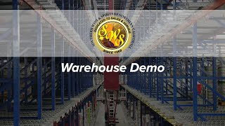 Southern Wine and Spirits of California | AS/RS | Warehouse Demo