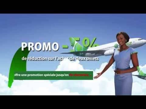 Les promotions ECAir (Spot commercial 2013)