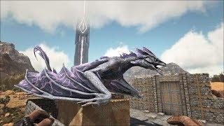 ARK Sa Mạc #12: Cưỡi Siêu Rồng Lightning Wyvern Đi Săn Titanosaur !!