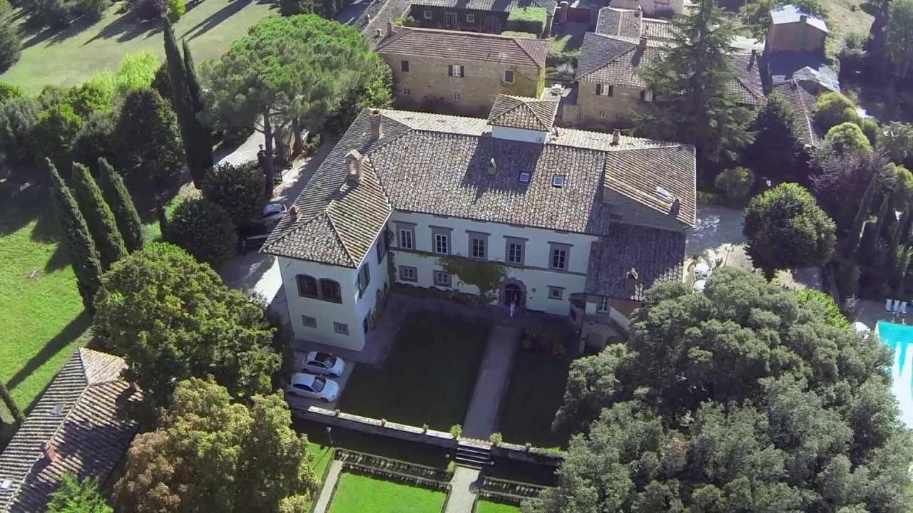 Villa Di Piazzano Historical Hotel