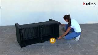 Інструкція по збірці меблів - 2-х місний диван