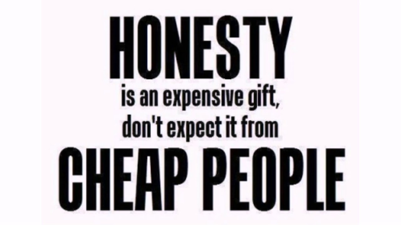 The 105 Honesty Quotes | WishesGreeting