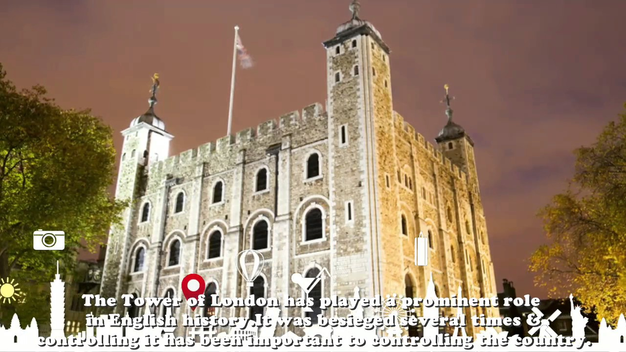 Tower of London – the Crown Jewels House - YouTube