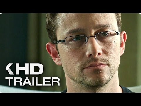 Thumbnail: Snowden ALL Trailer & Clips (2016)