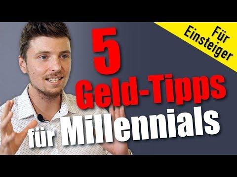 5 Dinge, die 18-Jährige über GELD und BÖRSE wissen müssen // Mission Money