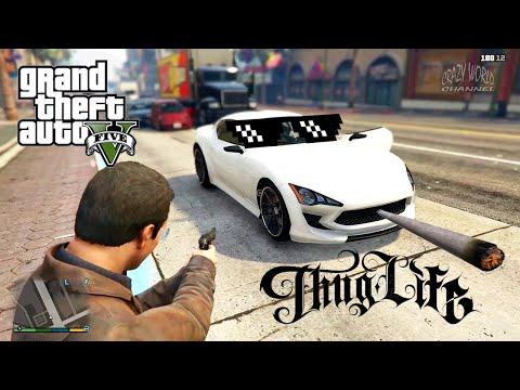 GTA 5 Thug Life - Баги, Приколы, Фейлы, Трюки, Эпичные Моменты #1