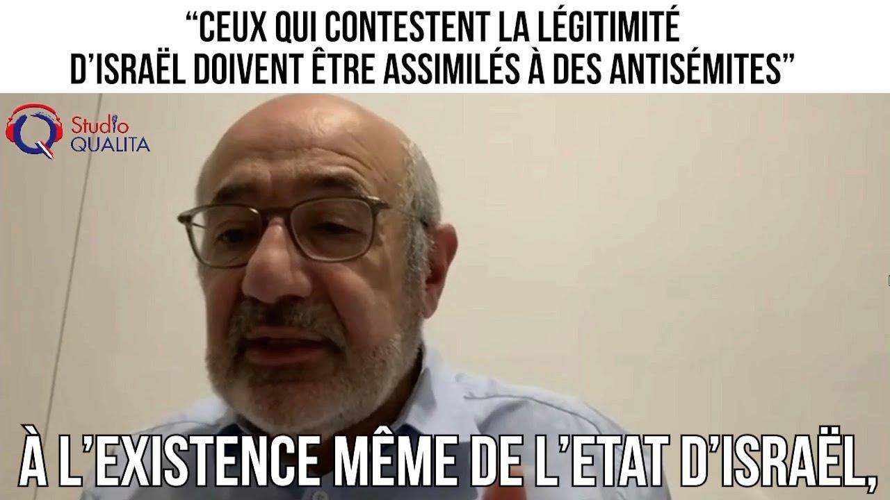 """""""Les antisionistes doivent être assimilés à des antisémites"""" - L'invité du 24 février 2021"""