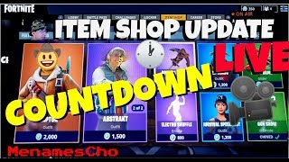 📺MenamesCho's LIVE Ps4 💫 ITEM SHOP UPDATE 💫 OMEN SKIN ♻ Fortnite Battle Royale 🔥18 juillet 19 juillet