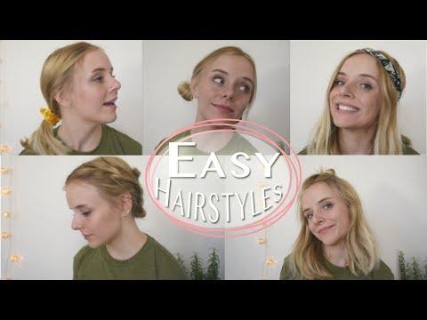 5-easy-+-cute-heatless-hairstyles-for-short-hair