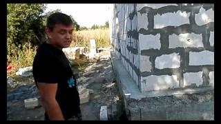 Кирпич Лего Подготовка для кладки . Видеоурок 1