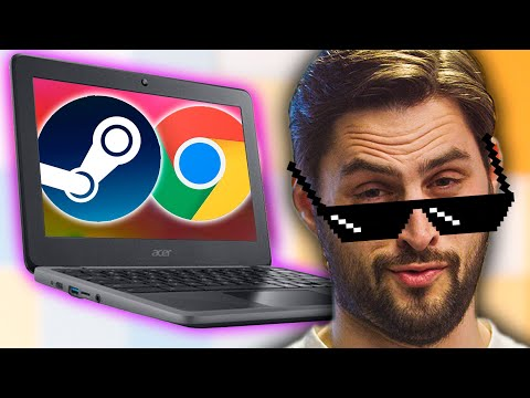 I want a Gaming Chromebook.